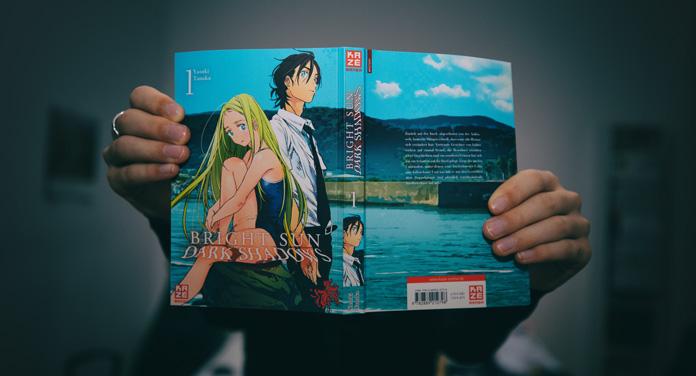 Bright Sun – Dark Shadows – KAZÉ begeistert Manga-Fans mit neuem Mystery-Thriller