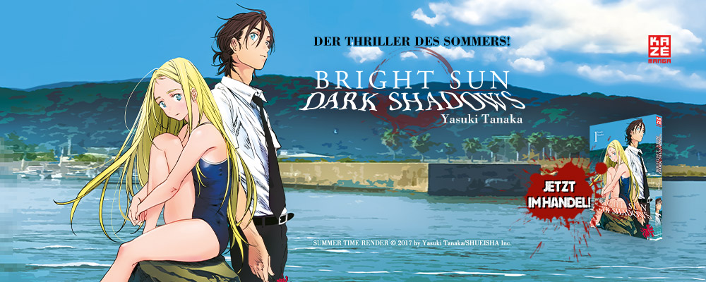 Bright Sun – Dark Shadows, Thriller