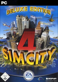 Sim City 4 Cover