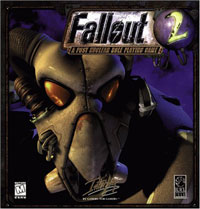 Fallout 2 Cover