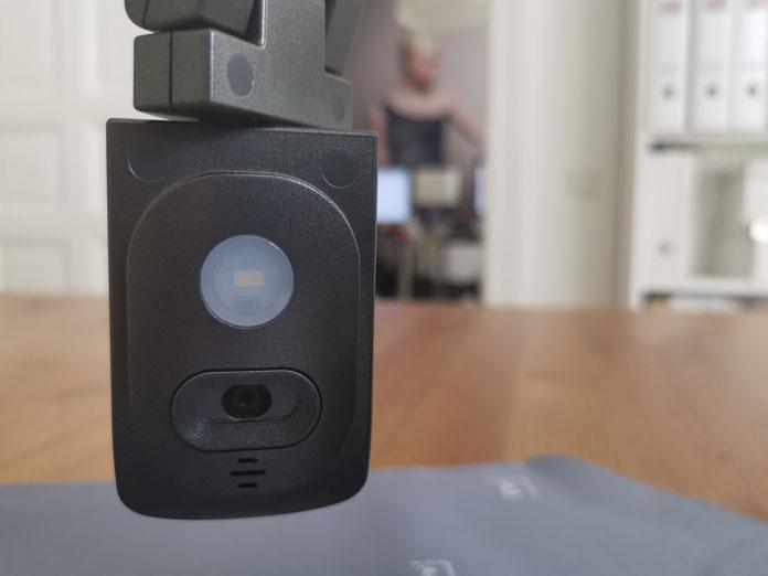 DC80 Dokumentenkamera als Webcam
