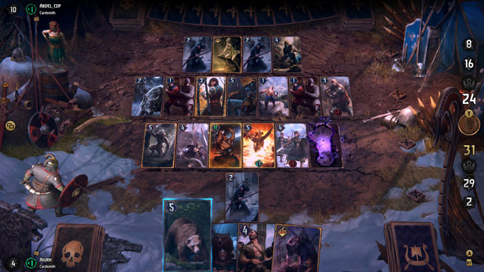 Gwent The Witcher Crad Game