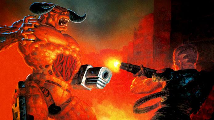 Doom 2 Hell on Earth