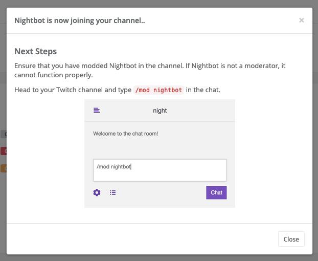 Twitch Chat Regeln Einstellen