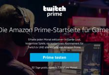 Twitch Prime: So unterstützt du deinen Lieblingsstreamer