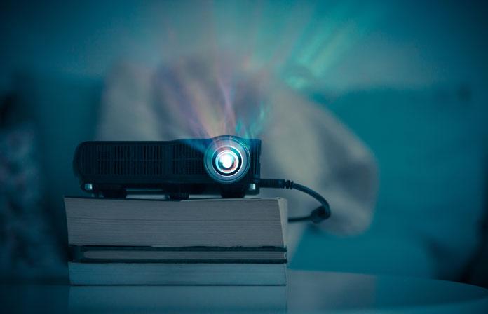 Projektor Farbgenauigkeit