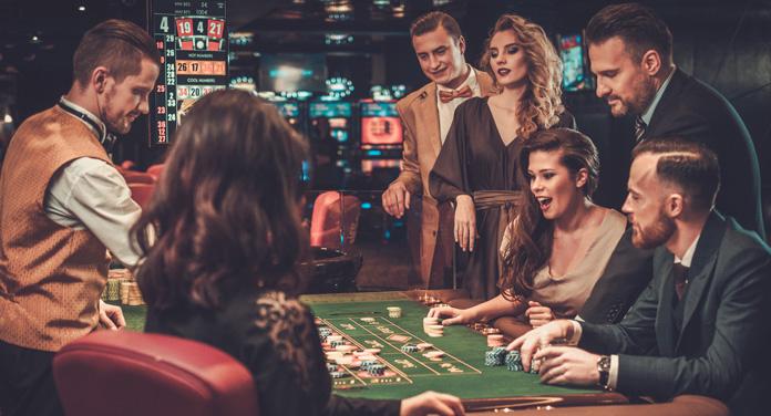 Ringen sich wirklich die Frauen um dich am Roulettetisch?