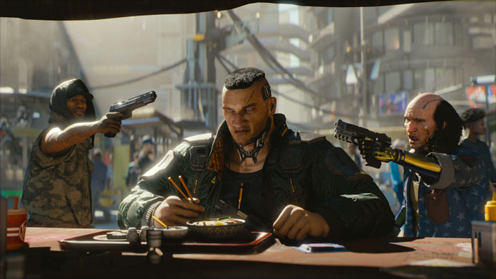 Multiplayer in Cyberpunk 2077