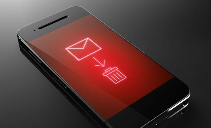 Mails löschen