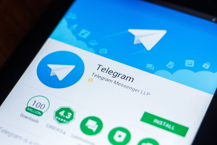 Telegram Google Play Store