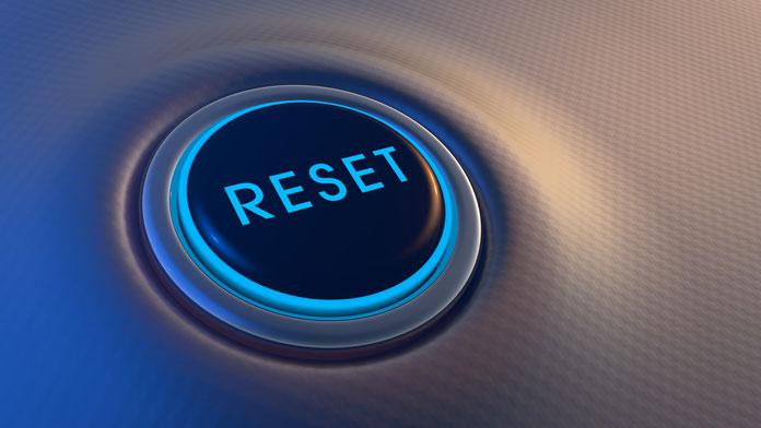Windows neu aufsetzen Reset