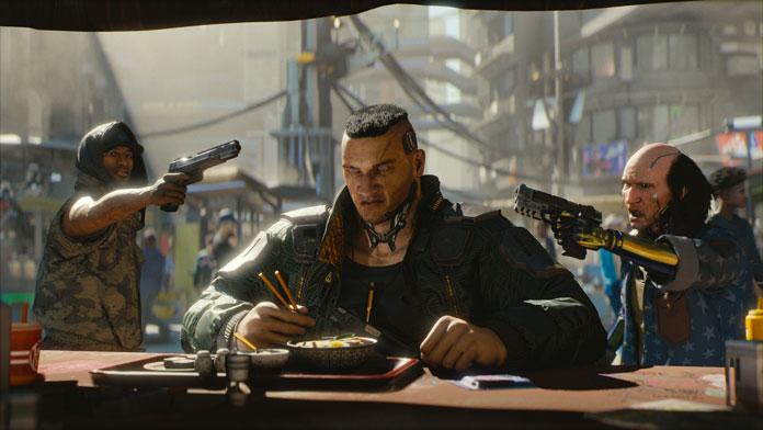 Multiplayer in Cyberpunk 2077