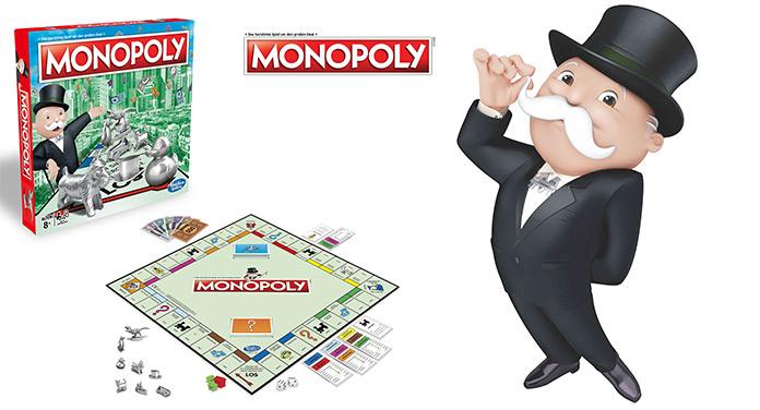 Movember Mr. Monopoly