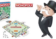Movember Mr. Monopoly