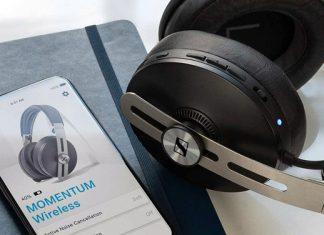 Gewinne einen Sennheiser MOMENTUM 3 Wireless Premium-Kopfhörer!