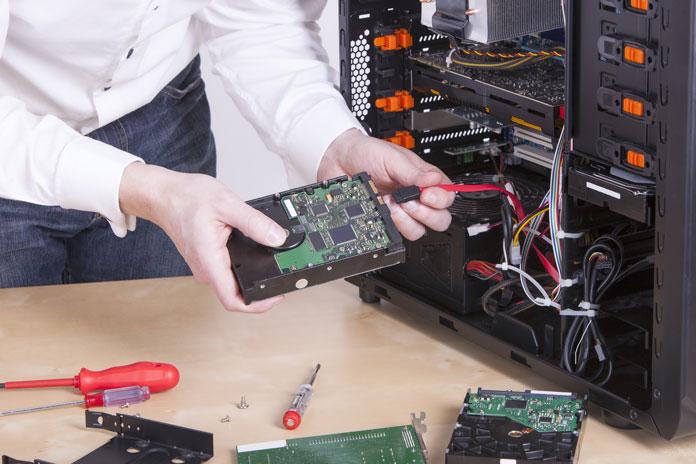 Festplatte defekt