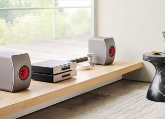 KEF LS50 Wireless II und LA50 Meta