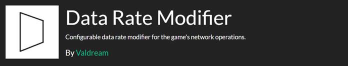Top 10 Valheim-Mods Data Rate Modifier