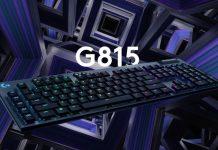 Logitech G815