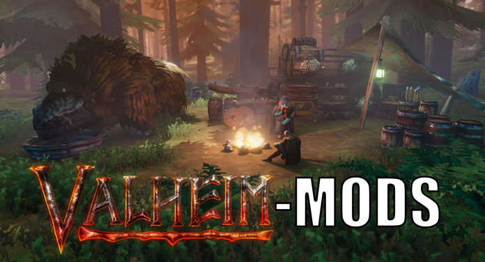 Top 10 Valheim-Mods