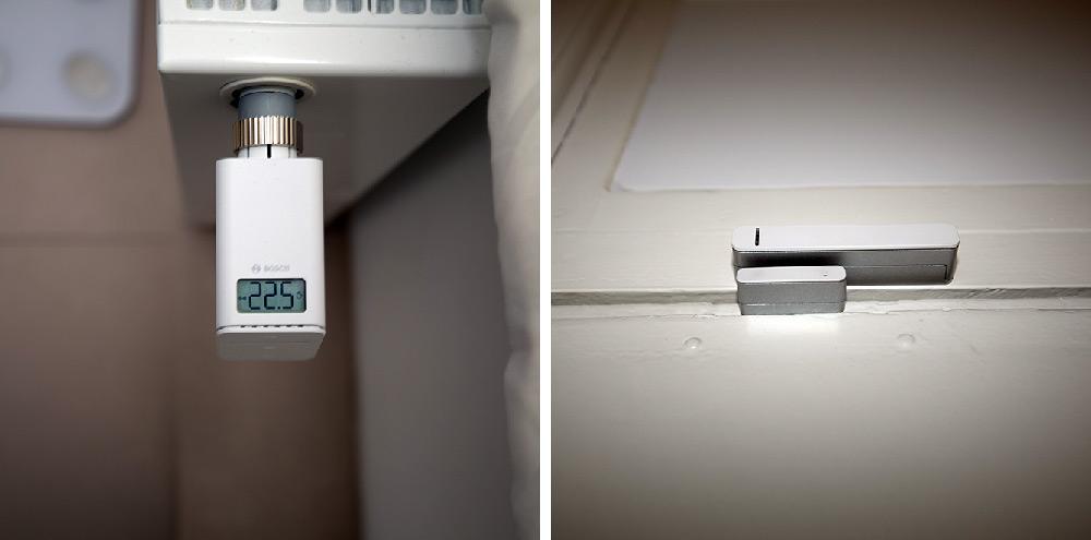 Bosch Smart Home im Einsatz