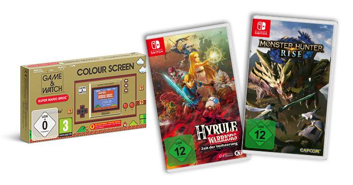 Ostern Nintendo Gewinnspiel