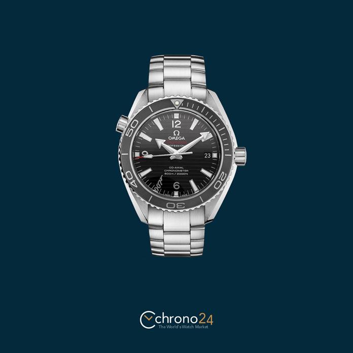 Omega Planet Ocean 600M James Bond