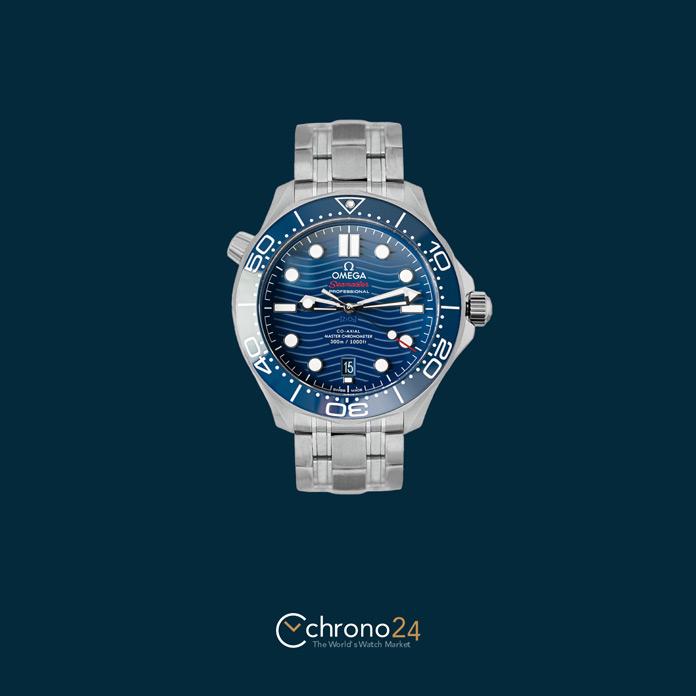 Omega Seamaster Dive 300M James Bond