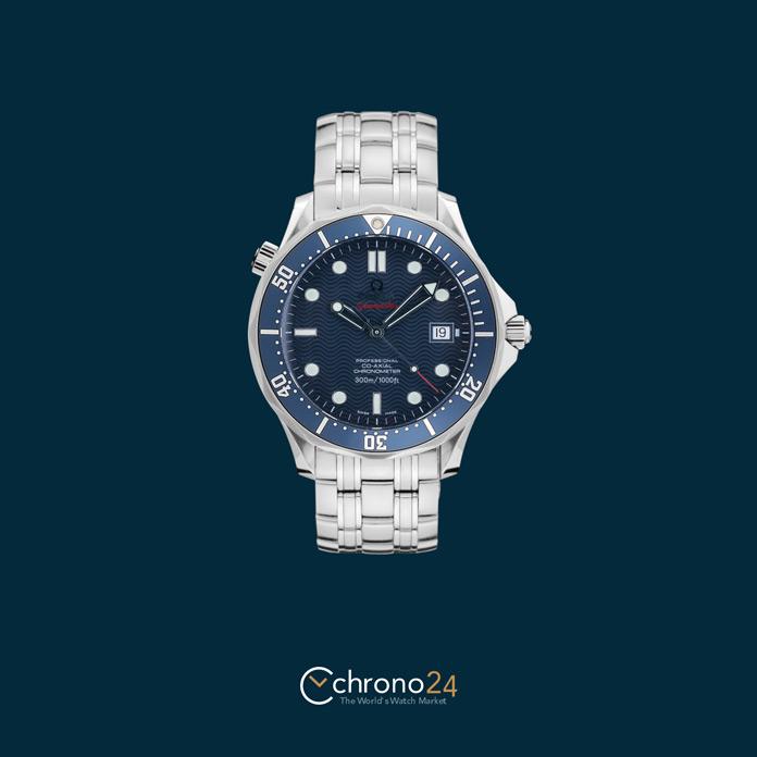 Omega Seamaster Dive 300M