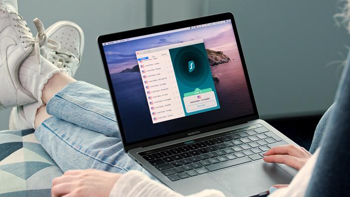 Surfshark VPN nutzen