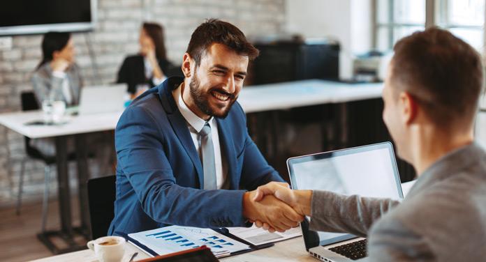 6 Möglichkeiten, deinen potenziellen Arbeitgeber beim Job-Interview zu begeistern