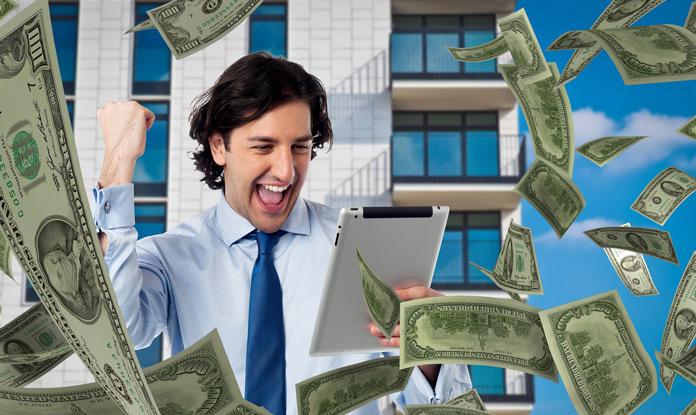 Geld verdienen mit Online Poker