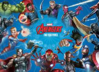 AVENGERS: FIND YOUR POWER - Was ist deine Superkraft?