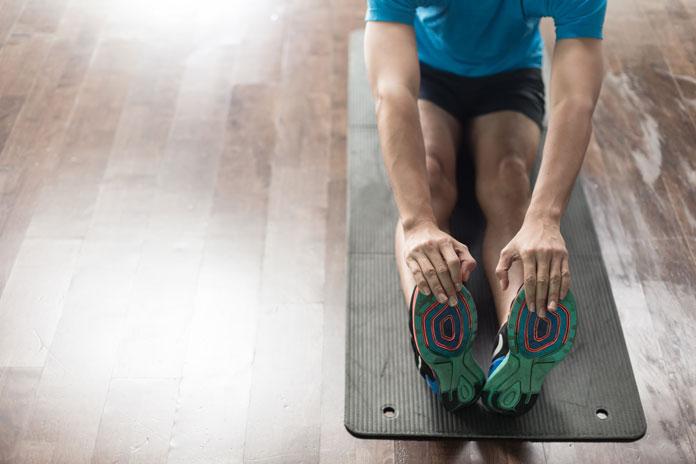 Post Workout-Routine Cooldown