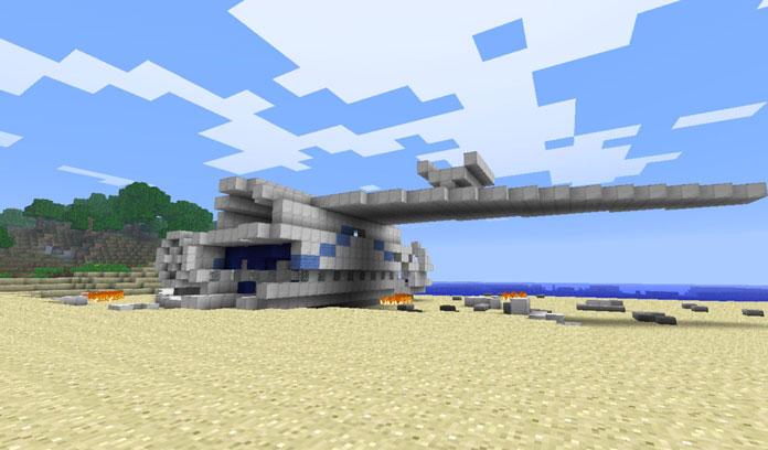 Minecraft Adventure Maps Lost