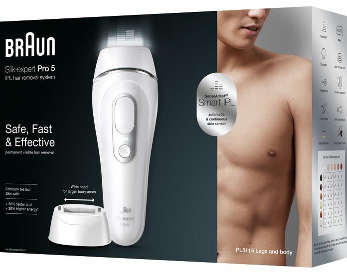 Braun Silk-Expert Pro 5 PL5115