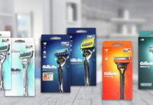 Die perfekte nachhaltige Rasur: Gillette geht einen konsequenten ökologischen Weg