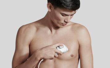 IPL-Haarentfernung für Männer: Dauerhaft glatte Haut mit dem Braun Silk-expert Pro 5