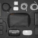 Gewinne eine Tech Pouch Organzier-Tasche von Peak Design!