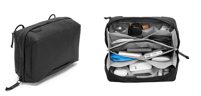 Tech Pouch Organzier-Tasche von Peak Design