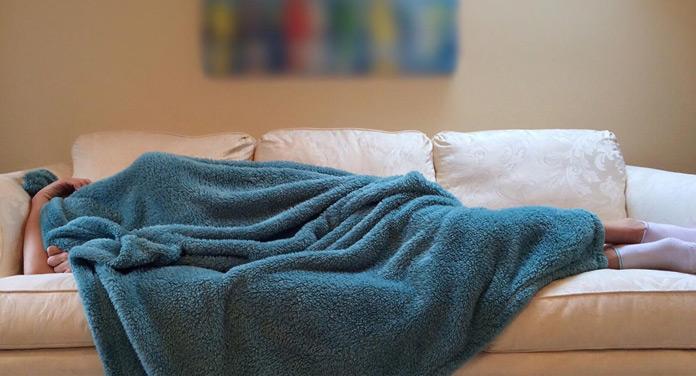 Schlafprobleme - digitale Endgeräte vermeiden