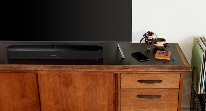 Sonos Beam schwarz