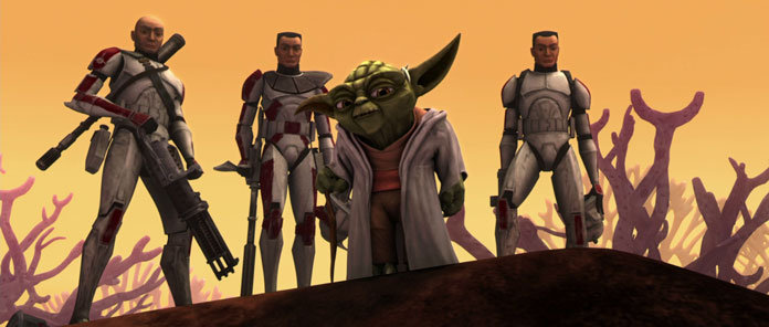 Star Wars Serien