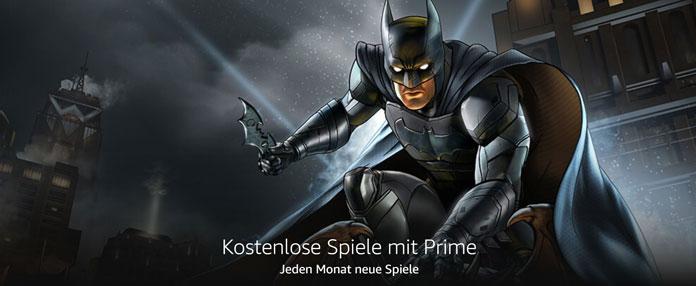 Prime Gaming App