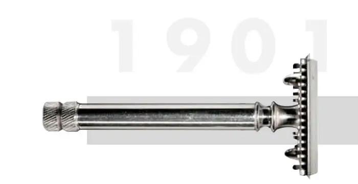 Gillette Rasierer Prototyp