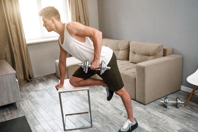 Kurzhantel-Übungen