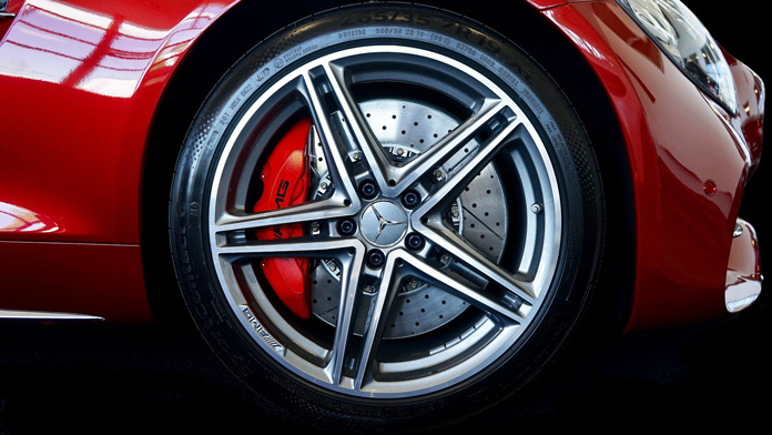 Optisch ansprechende Reifen und Felgen wählen