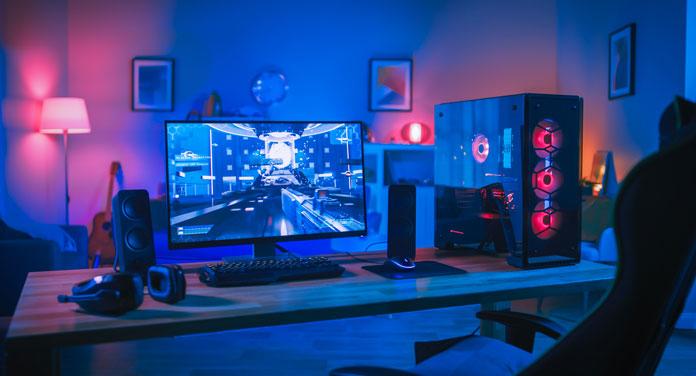Gaming-Zimmer einrichten