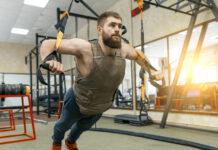 Trainieren mit Gewichtsweste