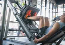 Beine zuhause trainieren